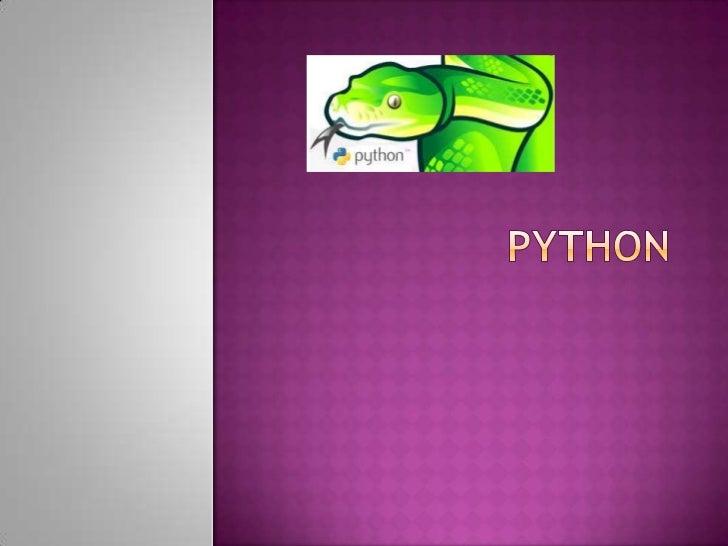 Es un lenguaje de programación de alto nivelinterpretado     o    de    script,    con    tipadodinámico, multiplataforma ...