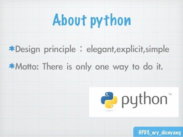 Python簡介和多版本虛擬環境架設 Slide 2