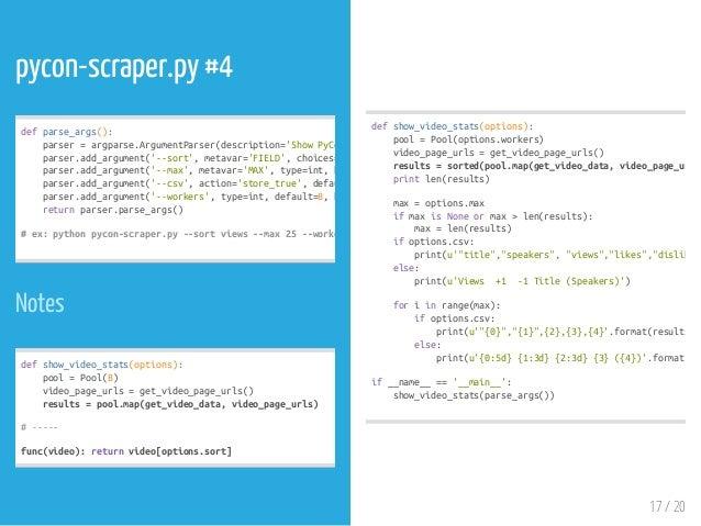 Python beautiful soup - bs4