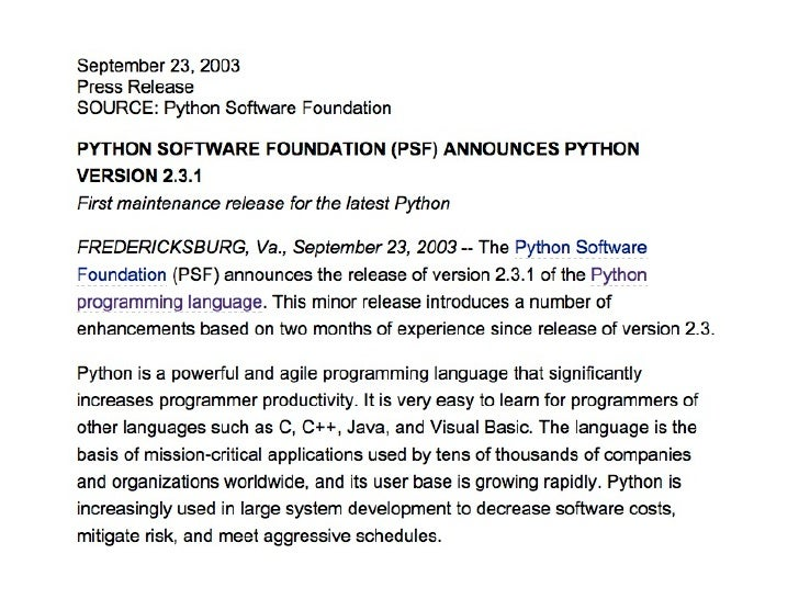 """Scalability•   CPython multi-threading / multi-core    performance is constrained by """"the GIL"""" (global    interpretor lock..."""