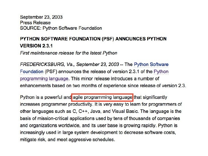 Type Safety•   Static typic is good to create safer programs,    and also to ease refactoring (necessary    condition for ...