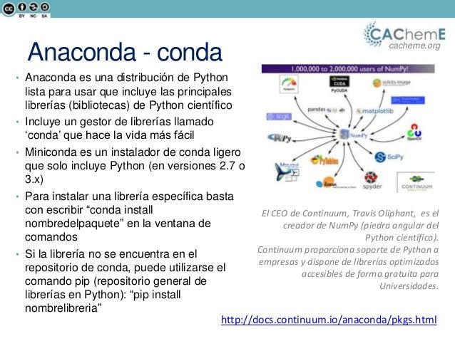Instalar python 2 7 y 3 en windows anaconda - Librerias python ...