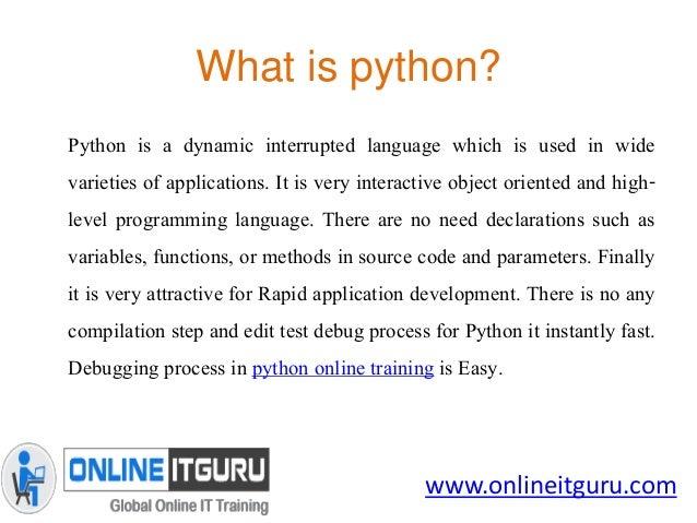 python interpreter online