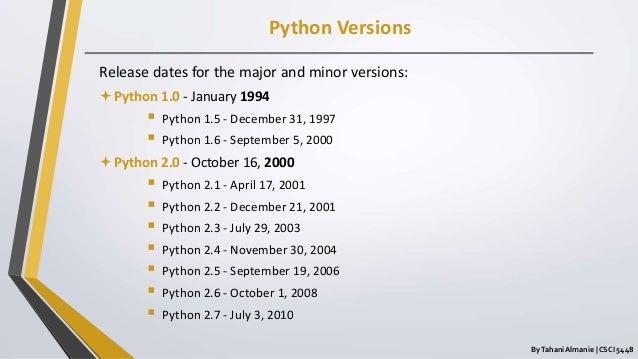 programming in python 3 pdf