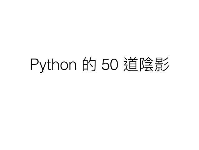 Python 50
