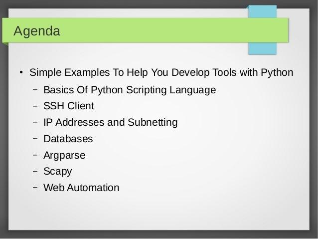 Python Basics Pdf