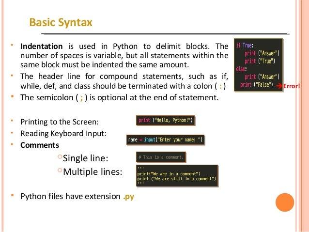 Python by Rj