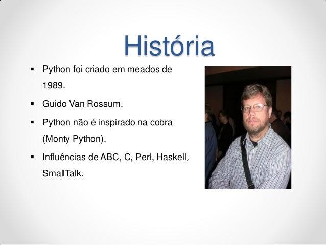 Python e django na prática Slide 3