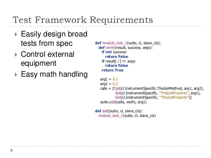 Automated Python Test Frameworks for Hardware Verification and Valida…
