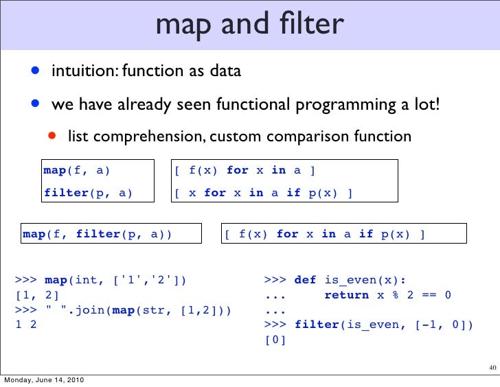 Map Function Python Python for text processing
