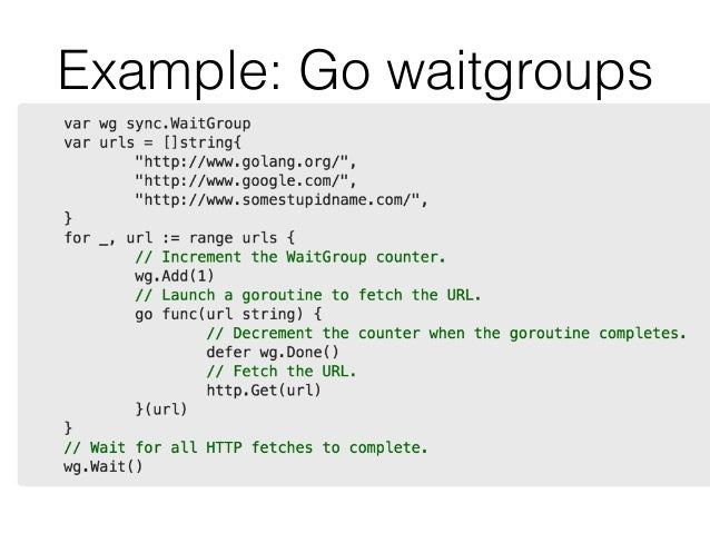 Python Go And The Cost Of Concurrency In The Cloud