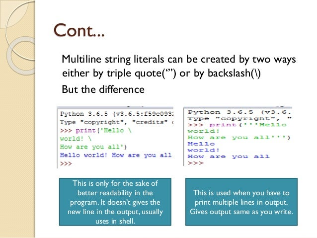 Python Multiline String With Variables