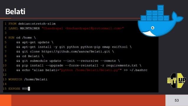 Python & OSINT para proyectos de seguridad