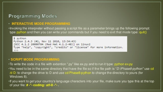 Introduction to Python Programming: Python Training ...