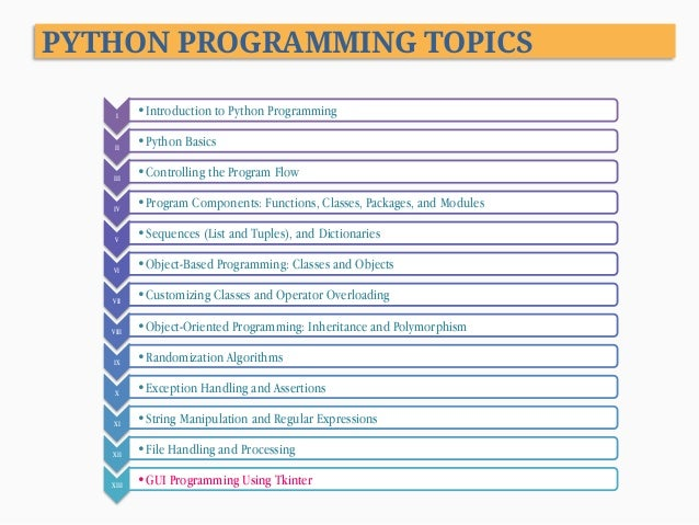 Introduction To Python Programming And Developing Gui Applications With Pyqt Pdf Download