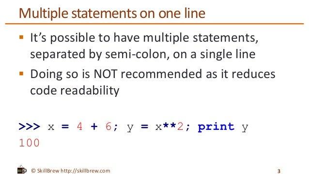 Python Programming Essentials - M6 - Code Blocks and Indentation