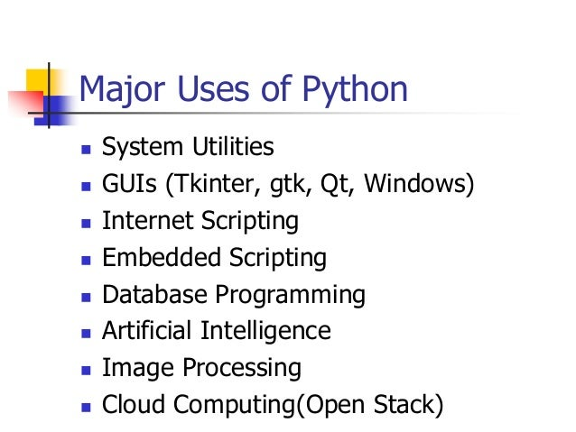 Learn qt and python