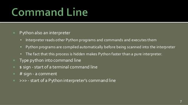 Python Scipy Numpy