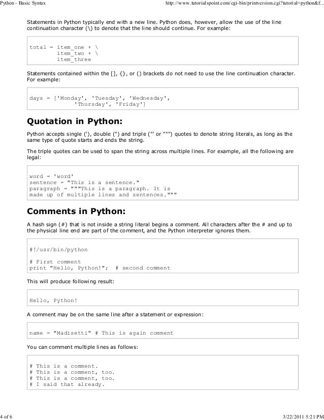 how to write on the next line python
