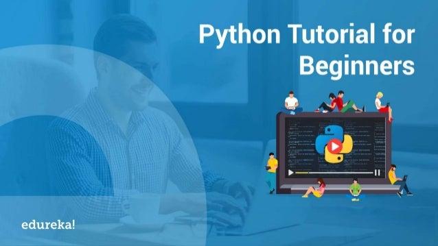 Python Certification Training https://www.edureka.co/python Agenda
