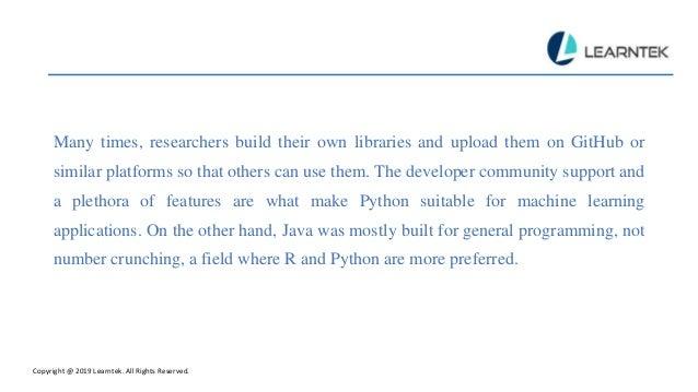 Python vs  r (ppt)