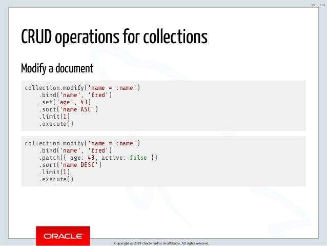 PyConX - Python & MySQL 8 0 Document Store