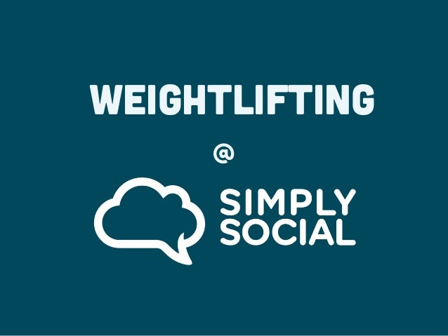 Weightlifting@