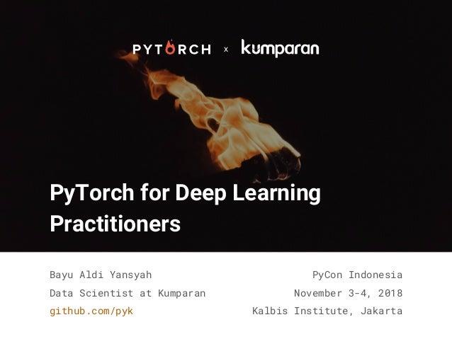 Pytorch Default Initialization