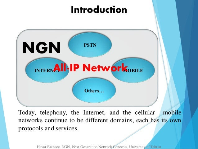 Ngn Next Generation Network