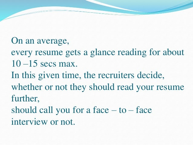 Resume writing draft – Resume Draft