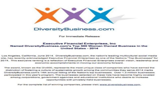 Executive Financial Enterprises: June Newsletter