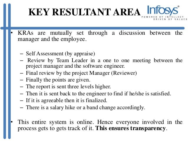 performance management system of infosys While the private sector has not solved the problems this dual use of performance management systems can produce, it does appear that organizational commitment to the performance management system reduces the problems that occur when the summary appraisal is the focus of the system.