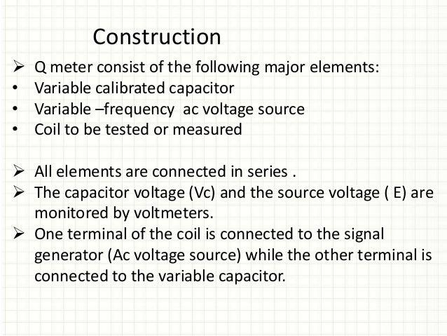Q meterrlc meter 4 construction q meter ccuart Choice Image