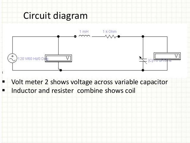 q meter rlc meter rh slideshare net Q Meter Internal Circuit Q Meter Internal Circuit