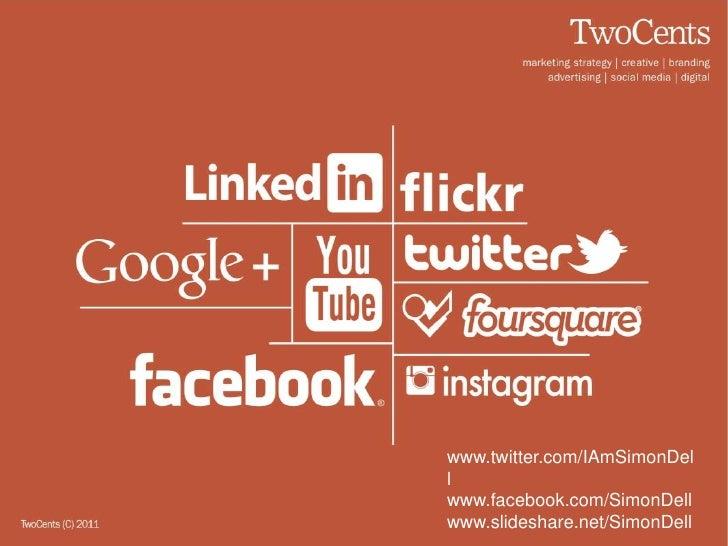www.twitter.com/IAmSimonDellwww.facebook.com/SimonDellwww.slideshare.net/SimonDell