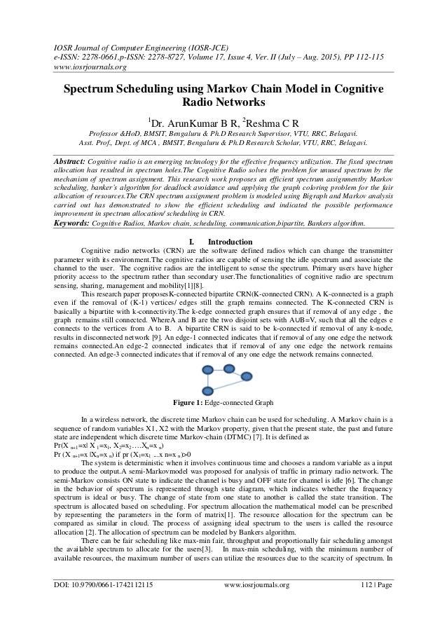 IOSR Journal of Computer Engineering (IOSR-JCE) e-ISSN: 2278-0661,p-ISSN: 2278-8727, Volume 17, Issue 4, Ver. II (July – A...