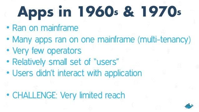 1980s & 1990s Microcomputer Era