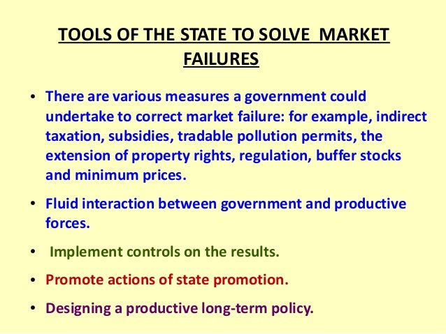 Extension Of Property Rights Market Failure