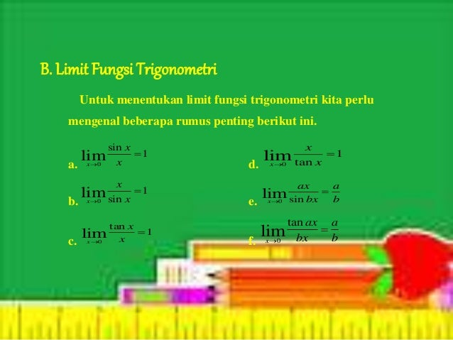 Power point limit fungsi.
