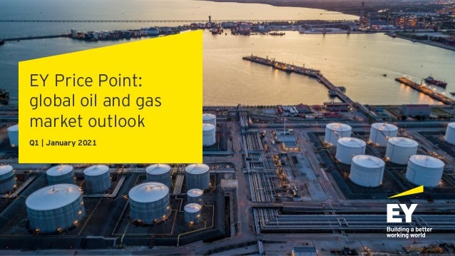 EY Price Point: global oil and gas market outlook Q1 | January 2021