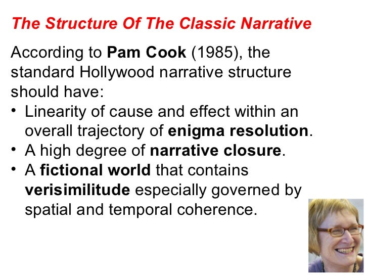 classical hollywood narrative Classical hollywood na rrative the paradigm wars edited by jane gaines  durham, nc: duke university press, 1992 $5000 cloth $1595 paper this  book.