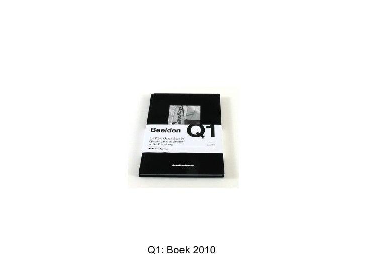 Q1: Boek 2010