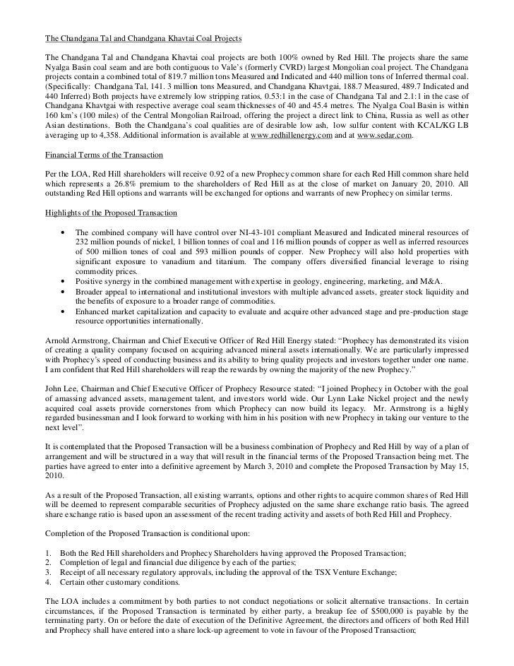 The Chandgana Tal and Chandgana Khavtai Coal ProjectsThe Chandgana Tal and Chandgana Khavtai coal projects are both 100% o...