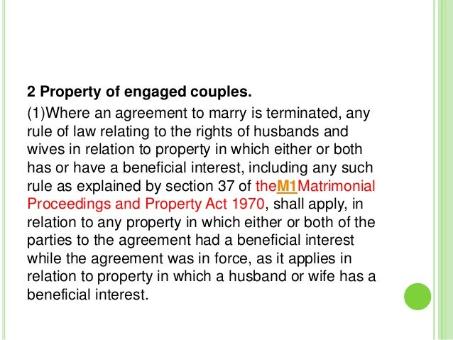 Law Of Property Miscellaneous Provisions Act  Section