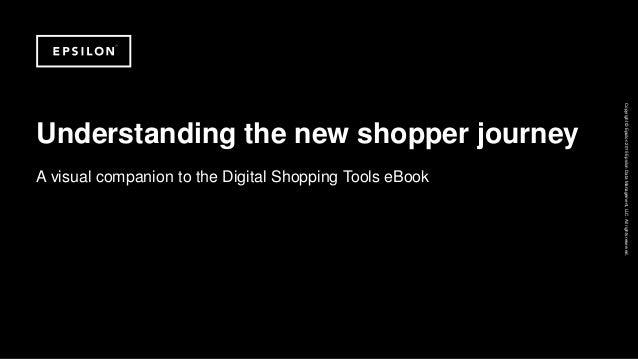 Copyright©Epsilon2015EpsilonDataManagement,LLC.Allrightsreserved. Understanding the new shopper journey A visual companion...