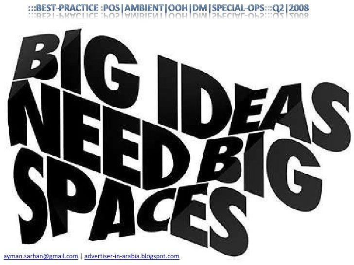 advertising stunts and ideas q22008