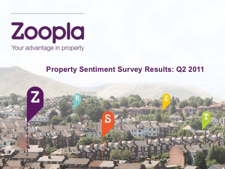 Property Sentiment Survey Results: Q2 2011