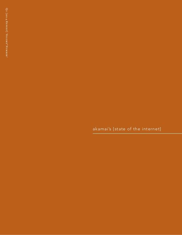 Akamai state of the internet q2 2015 pdf
