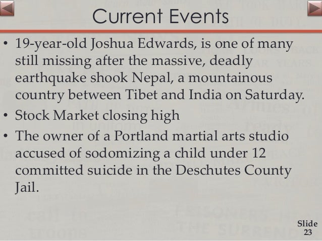 Q2 2015 Spring Journalism Agenda & Targets