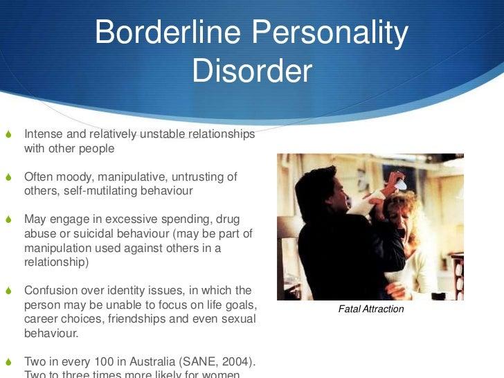 fatal attraction borderline